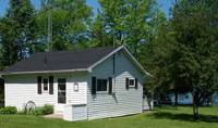 Deer Trail Cabins - Manitoulin Island